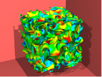 Petascale visualization: Approaches and initial results