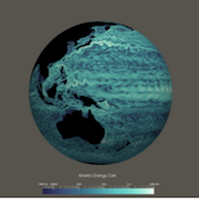 Generating Cinema Databases for In Situ Visualization of Ocean Modeling Simulations